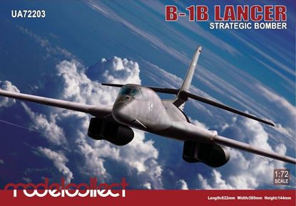 Picture of B-1B Lancer Strategic Bomber